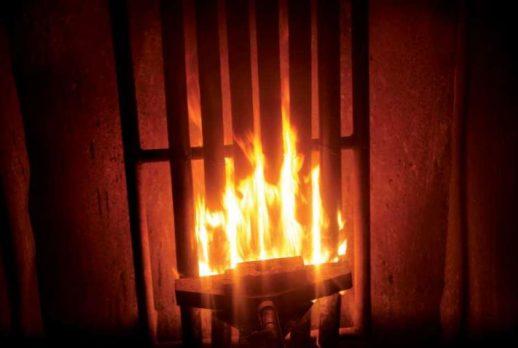 Испытания кабеля в лабораторных условиях на горение